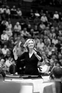 Mallory Thompson: conductor, professor