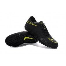 new product 22b88 b678a Nike Hypervenom Phelon II TF - Zapatillas de fútbol baratas de voltio negro  Botas De Futbol