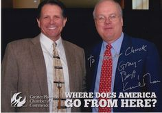 Living the Dream with Karl Rove.