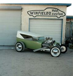 How cool is this #Classic #Ford #RatRod? #Custom #Style #HotRod #Cool #Design #Power #Speed