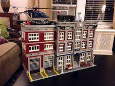 Lego Police Station | Flickr - Photo Sharing!
