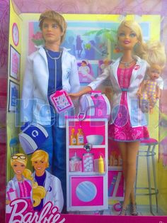 Barbie and Ken | Barbie & Ken I Can Be.....