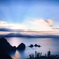 Dawn on Ponza Island