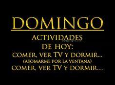 #Domingo