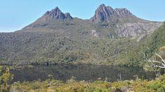 Cradle Mountain in Tasmania Australia [OC] [2477 x 1393] (taken on Samsung Galaxy S4)   landscape Nature Photos