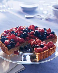 Almond-Coconut Tart   31 Fantastic PassoverDesserts