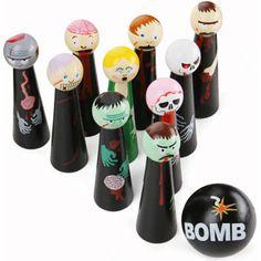 Zombie Desktop Bowling $19.99