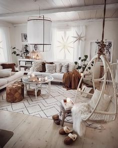 Since Bohemian home decor ideas is more often than not at the center of an inviting and agreeable home, the interior style must be perfect. Home is the place… Cozy Living Rooms, Living Room Decor, Room Decor Bedroom, Diy Room Decor, Home Decor Items, Interior Design Living Room, Decoration, Furniture, Fabrics