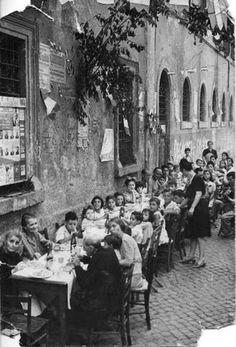 Old Rome, Trastevere