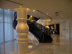 South Beach's Mondrian #Miami #Hotel