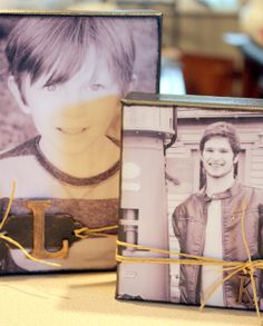 DIY Photo Canvas (Great Gift For Mother's Day)
