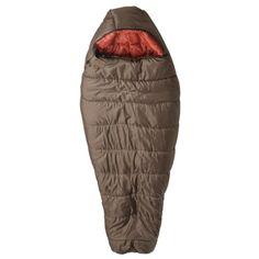 ALPS Mountaineering 0°F Echo Lake Sleeping Bag - Long, Synthetic, Mummy in Clay/Rust
