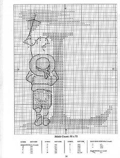 Solo Patrones Punto Cruz (pág. 334) | Aprender manualidades es facilisimo.com