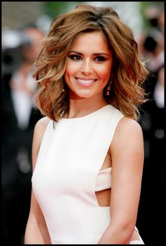 Cheryl Cole hair and makeup<3