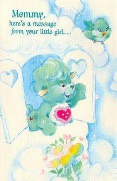 Care Bear Cousins: Gentle Heart Lamb Card