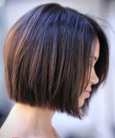 Trendy Short Bob Hairstyles 2017