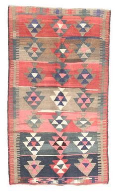 Kilim Fars szőnyeg 145x254 cm 101228 Ft