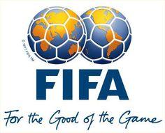 Fifa Logo Fifa Football, Football Awards, Soccer Fifa, Football Tournament, Football Field, Football Soccer, World Cup 2018, Fifa World Cup, Chile Vs Uruguay