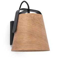 Aplica perete lemn design deosebit STOOD 29844 Faro Barcelona 2