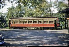 High quality photograph of Niagara St. Catharines & Toronto Railway Interurban # NS&T 130 at Thorold, Ontario, Canada. Commuter Train, St Catharines, Evening Sandals, Busses, Classic Trucks, Ontario, Boys, Girls, Toronto