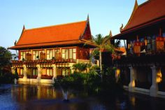 The Anantara Resort hotel is one of the most popular and famous hotels http://www.r24.org/beachsiam.com/huahin/anantara/   at the beach in Hua Hin #hotels #huahin #Thailand