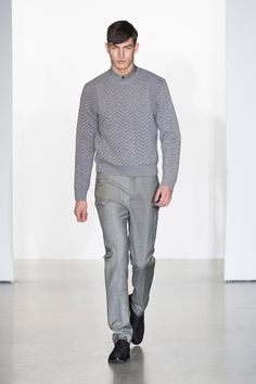 Calvin Klein MEN | Milan | Winter 2013 RTW