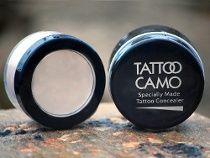 Tattoo Camo Single Kit with Setting Powder Camo Tattoo, 1 Tattoo, Tattoo Skin, Black Tattoo Cover Up, Cover Up Tattoos, Covering Tattoos With Makeup, Tattoo Concealer, Skin Color Chart, Skin Color Tattoos