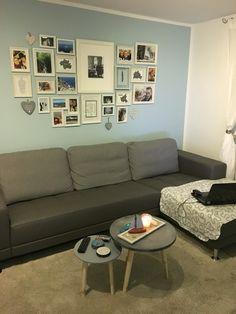 esszimmer mit wänden - in weiß gestrichen, mit vier bildern - 62, Wohnzimmer