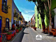 Una ciudad encantadora. EL MEJOR HOTEL EN PUEBLA. Nuestra ciudad, tiene un encanto incomparable que toda persona debe venir a conocer y disfrutar. En Best Western Hotel Real de Puebla, le recomendamos visitar uno de los sitios más bellos de México. Le aseguramos que querrá regresar muy pronto. #elmejorhotelenpuebla