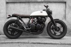 Honda CB750 kz custom by Cafe Racer Dreams