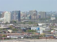 Etobicoke, Ontario - this is where I was born in 1959!