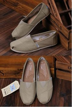 TOMS Outlet! Most pairs are less than $17!