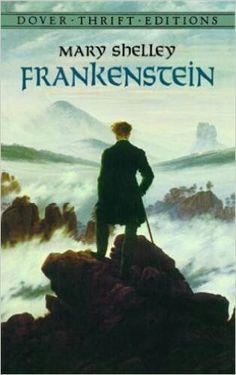 Frankeinstein - Mary Shelley