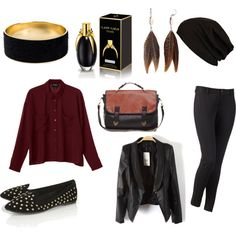 """""""Affordable Fall Autumn Fashion Look"""" by initag on Polyvore"""
