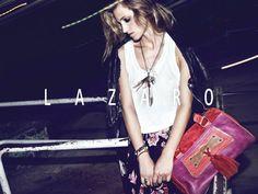 Campaña Lazaro Otoño/Invierno 2012
