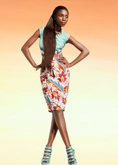 FAB Fashion: New Vlisco Summer Collection | Palais des Sentiments