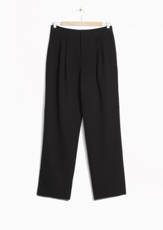 & Other Stories | Slouchy Suit Trousers