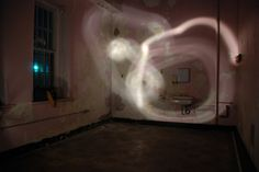 Trans-Allegheny Lunatic Asylum/ Weston State Hospital, Weston, West Virginia. Home of intense paranormal activity, as this photo demonstrates.