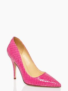 Shoes that Sally likes from Kate Spade.