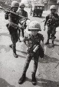 Photographs:20th Century, PHILIP JONES GRIFFITHS (American, 1936-2008). Untitled (Ten YearOld South Vietnamese Solider), 1968. Gelatin silver. 9-...