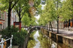 Delft is a quaint and picturesque city with narrow streets, canals, bridges, windmills, and 'Delft Blue' pottery.   Find out more at:  http://mikestravelguide.com/a-bit-of-delft-history/