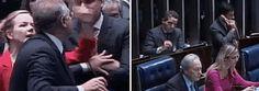 BuzzFeed | Isso foi o que aconteceu no 2º dia do julgamento do impeachment até agora