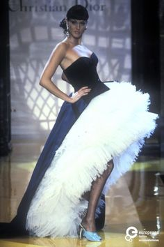 Christian Dior, Spring-Summer 1995, Couture on www.europeanafashion.eu