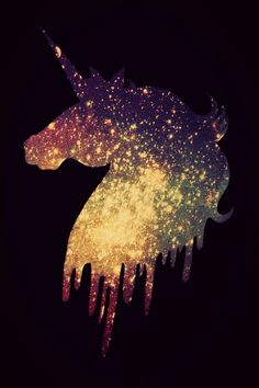 My creative spirit animal. Also, Scotland's national animal! Power disco unicorn too. Unicorn And Glitter, Real Unicorn, Unicorn Art, Magical Unicorn, Rainbow Unicorn, Glitter Art, Unicorn Diys, Unicorn Quotes, Unicorn Painting