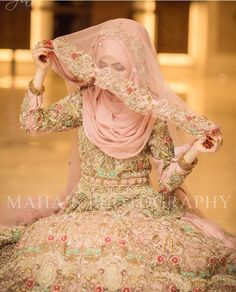 - Wedding Day Wedding Planner Your Big Day Weddings Wedding Dresses Wedding bells Wedding Abaya, Muslim Brides, Pakistani Bridal Dresses, Pakistani Wedding Dresses, Muslim Couples, Muslimah Wedding, Muslim Girls, Bridal Lehenga, Wedding Gowns