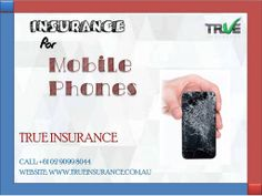 Mobile phones are very essential tool and worthy to protect. It is always your choice to get mobile phone insurance or not.  More details: http://www.trueinsurance.com.au