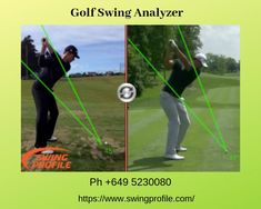 Swing Profile provides a Golf Swing Analyzer Software that has many unique and outstanding features to help you improve your golf swing. These unique features include automatically detecting and recording your golf swing. Then this application also plays back the video to you, so that you can analyze your swing and work on that to improve your swing. More details call us: +649-5230080 Golf Swing Analyzer, Golf Training, Plays, Improve Yourself, Software, Profile, Baseball Cards, Unique, Games
