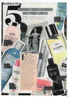 Company Magazine love bliss lemon & sage body butter