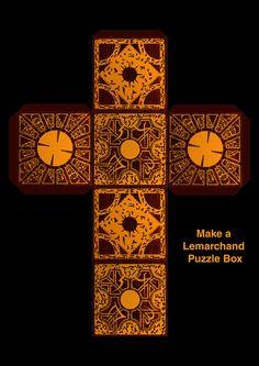 Make a Lemarchands box by supersmeg123 on deviantART