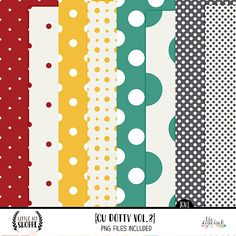 CU Dotty Vol.3 by: L